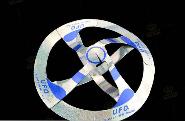 Kids Toys Amazing Floating UFO. 2 For the price of 1!