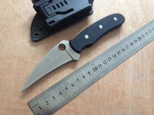 Latest OEM tactical knife 7 rc17 is suing hunting knife blade + K scabbard, G10 handle 56-58 HRC survival knife tools.