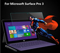 "For Microsoft Surface Pro 3 12"" Utra-thin 0.26mm 2.5D Explosion-proof Tempered Glass Screen Protector Film"