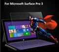 """Para superficie Microsoft Pro 3 12 """" led-utra delgado 0.26 mm 2.5D a prueba de explosiones vidrio templado Film Protector"""
