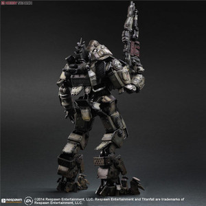 Экшн-фигурки Titanfall, 27 см