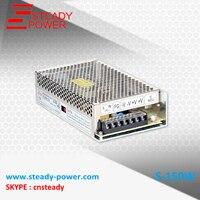 Steady CE Approved 150W 5v Ac Dc Power Converter S 150 5 110v 30a Ac To