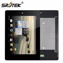 "Srjtek 7.9 ""Para Acer iconia tab A1 810 A1-811 A1-810 A1 811 Pantalla LCD Táctil Digitalizador Asamblea Glass B080XAT01.1"