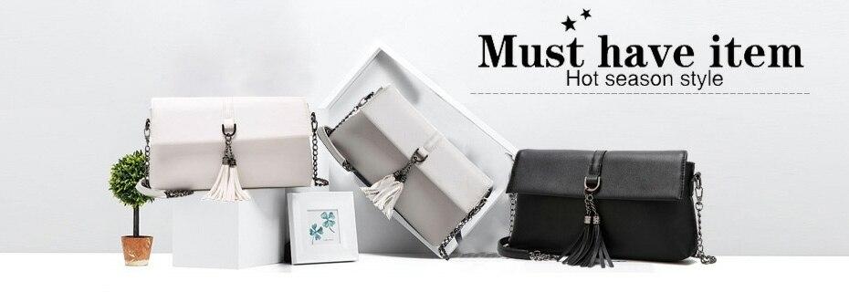 Bolish Litchi Pattern Soft PU Leather Women Handbag Two Pieces ... f2ebe8b1c8165
