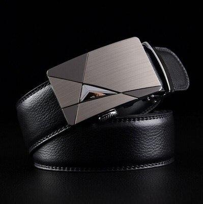 British Style Automatic Metal Belt 2