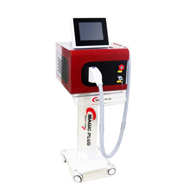 2019 High Quality Q Switched ND Yag Picosure Laser For Black Doll Tattoo Removal Pore Remover Facial Removal Machine