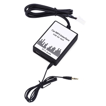 Car MP3 Interface USB / SD Data Cable Audio Digital CD Changer for Toyota / Lexus / Scion Smart Design And Easy to Install