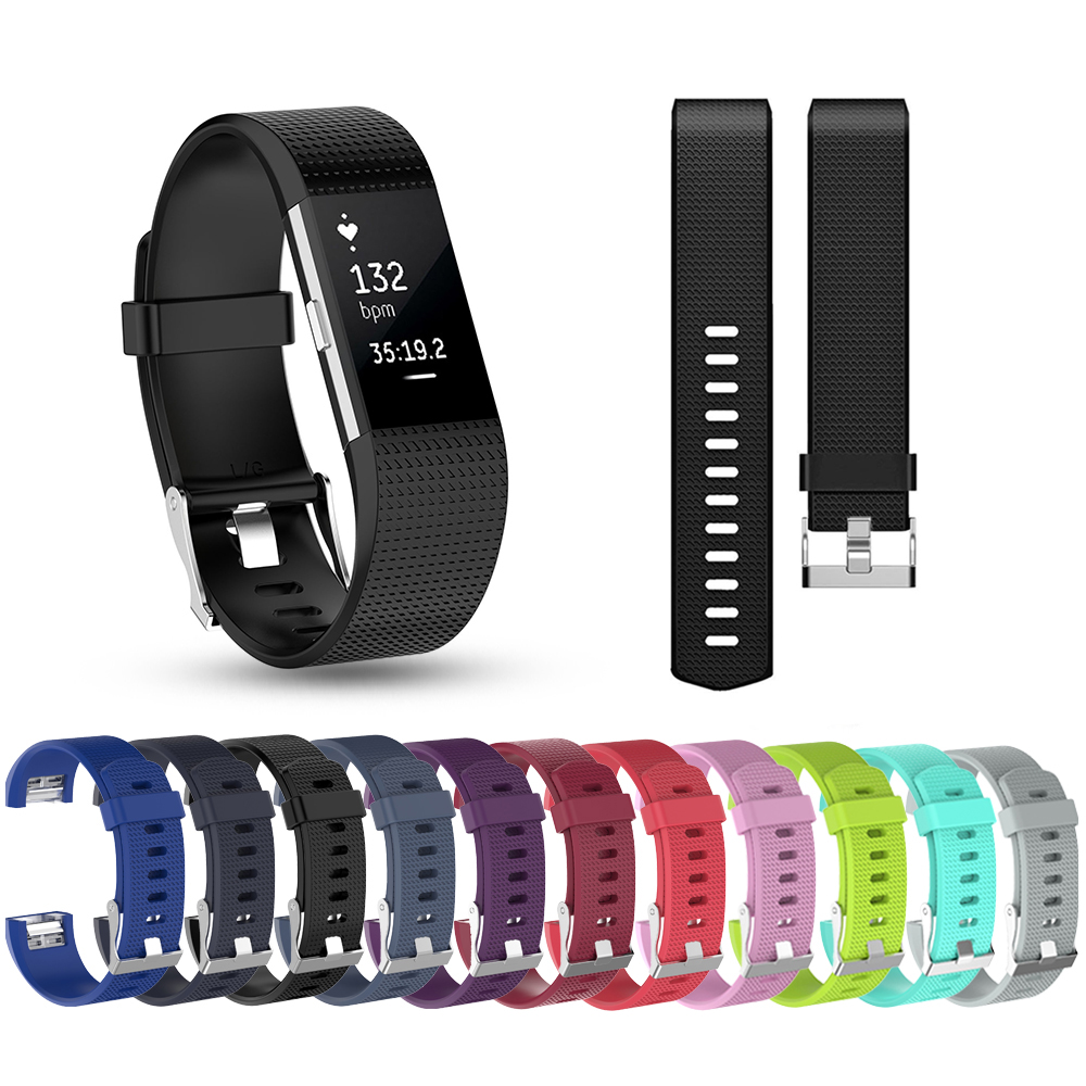 CASPTM Strap For Fitbit Charge 2 Band Smart Accessorie Smart Wristband Strap Wrist Band For Fit Bit Charge 2 Replacement Straps