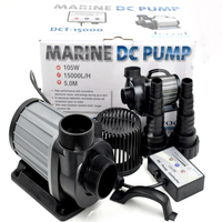 15000l/h Jecod/Jebao DCT 15000 Marine Reef Controllable Return Pump Submersible Water Pump for Aquarium Fish Tank Variable Flow