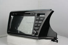 HD 2 din 9″ Car DVD GPS Navigation for Honda CITY (Right) 2014 2015 With 3G /DVR Bluetooth IPOD TV Radio/RDS SWC AUX IN