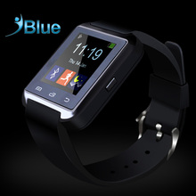 IBlue Bluetooth für Smart uhr U8 für samsung smart uhr android smartwatch telefon Armbanduhr für apple iphone IOS sportuhr