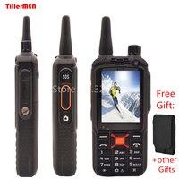Unlocked 3G Waterproof IP68 Smartphone Walkie Talkie GPS Wifi Shockproof Phone 512MB RAM 5MP 3500mAh Battery