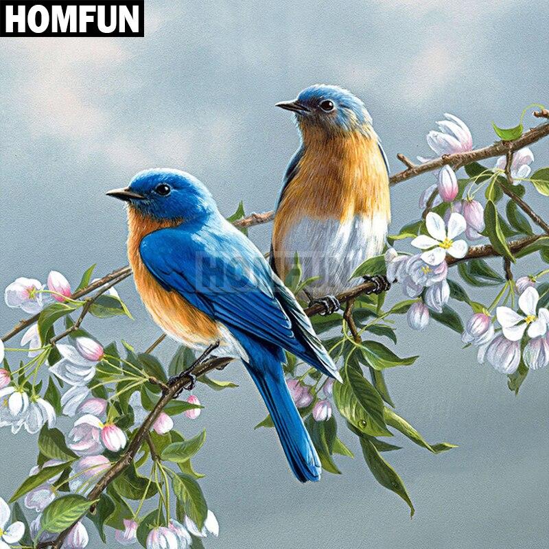 A02728        Bird & Flower