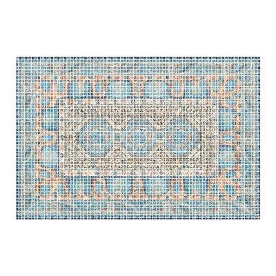 Tapis de décoration de fête de noël 3D tapis de père noël tapis de jeu de chambre d'enfants tapis de zone en mousse à mémoire de flanelle pour salon
