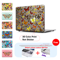 Бабочка образцы шаблон Новый Чехол Чехол для MacBook Air 11 A1465 air 13 дюймов A1466 retina pro 13.3 15 A1278 13 A1502