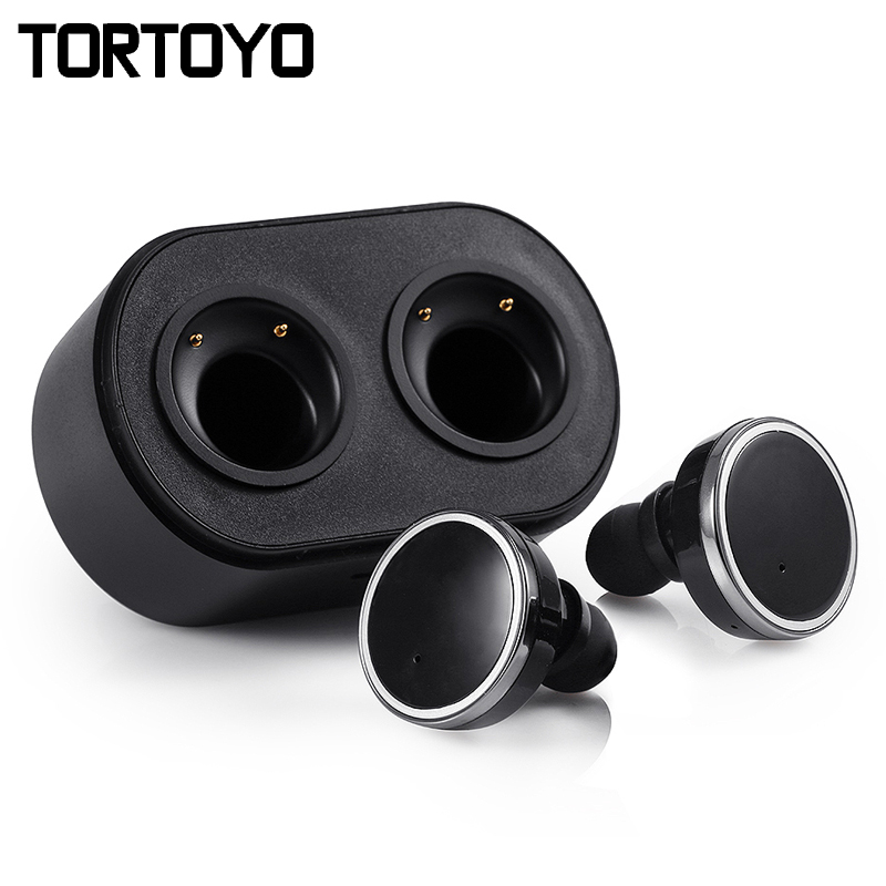 Q800 Smart Wireless Mini Bluetooth Earbuds Twins Earphone in Ear Double Earphones For iPhone Xiaomi TWS Earpods with Charger Box