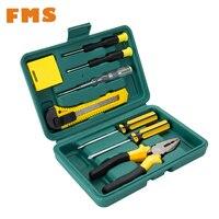 Vehicle Maintenance Emergency Auto Supplies Kit Household Hardware Tool Box Gift Set