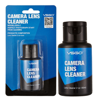 High Efficient VSGO 60ML Professional Lens Cleaner For DSLR SLR Camera Mobile Phone Optical Lens UV