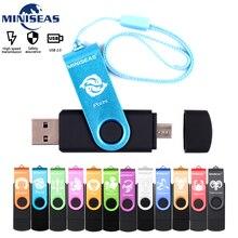 Miniseas 12 constellations USB Flash Drive OTG 128gb 64gb cle usb stick 32gb Pendrive 16gb 8gb 4 gb 2.0 memory