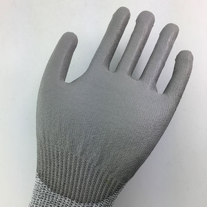 Image 4 - NMSafety Anti Knife Security Protection Glove with HPPE Liner Cut Resistant Safety Working Gloves