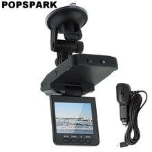 1 х 2,5 «270 градусов ЖК-дисплей HD DVR автомобиля Камера 6 светодиодный ИК трафика цифровой видео Регистраторы тахограф складной монитор Видеорегистраторы для автомобилей