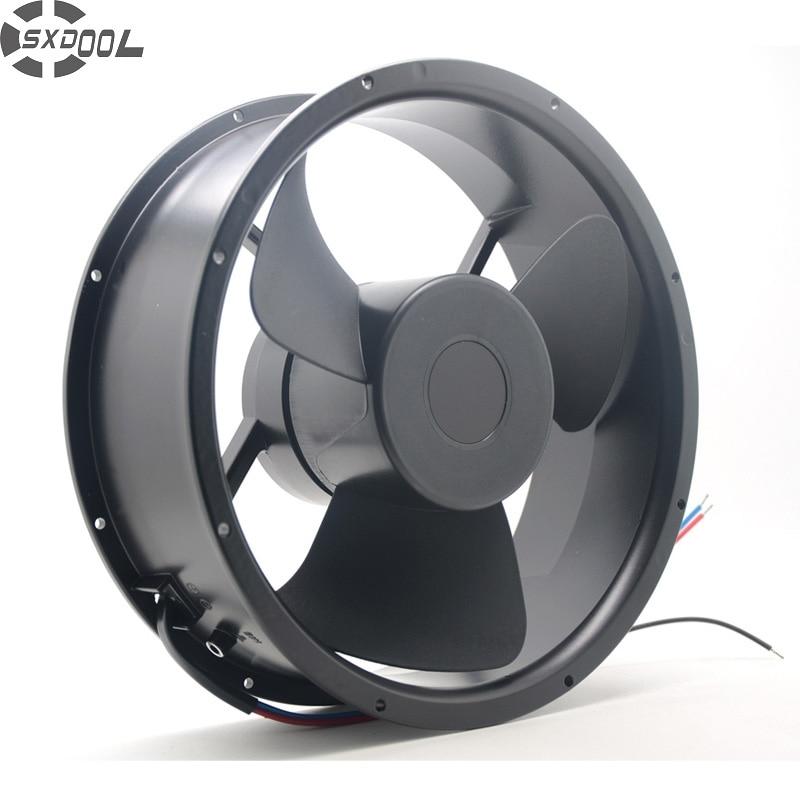 Free Shipping New SXDOOL AC fan S254AP 11 2 3 for SINWAN 110V 25489 254mm 1900