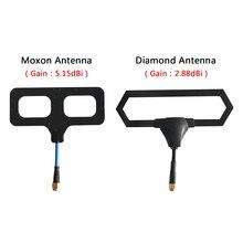 O moxon 915 MHz Módulo de Antena De Longo Alcance para Frsky R9M TBS Fogo Cruzado