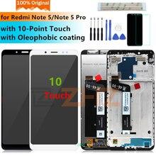 Original for Xiaomi Redmi Note 5 Pro LCD Display Digitizer+F