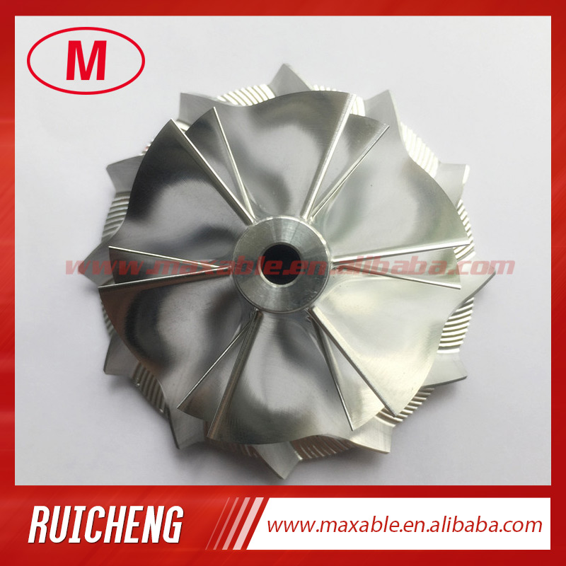 Brilliant K04 45.09/56.08mm 6+6 Blades Turbocharger Billet/milling/aluminum 2618 Compressor Wheel For K0422881 Air Intakes Back To Search Resultsautomobiles & Motorcycles