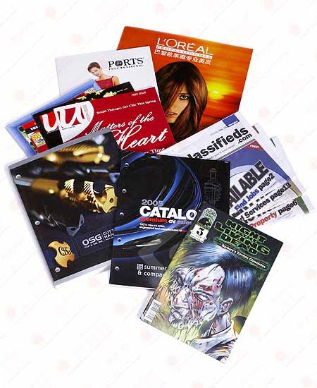 Online Buy Wholesale glossy brochures from China glossy brochures ...