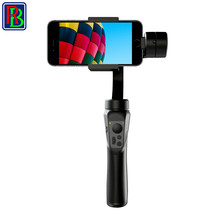 Raybow S3 3-axis stabilized handheld gimbal for iPhone Sumsung Huawei Xiaomi 3.5″-6″ Smartphones live show video