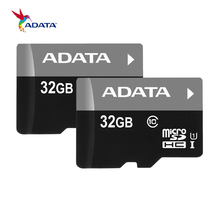 Original ADATA Premier Pro SDHC UHS-I C10 32 GB Tarjeta Micro SD clase 10 Tarjeta SD TF Tarjeta de Memoria Flash Trans SXHD Envío gratis