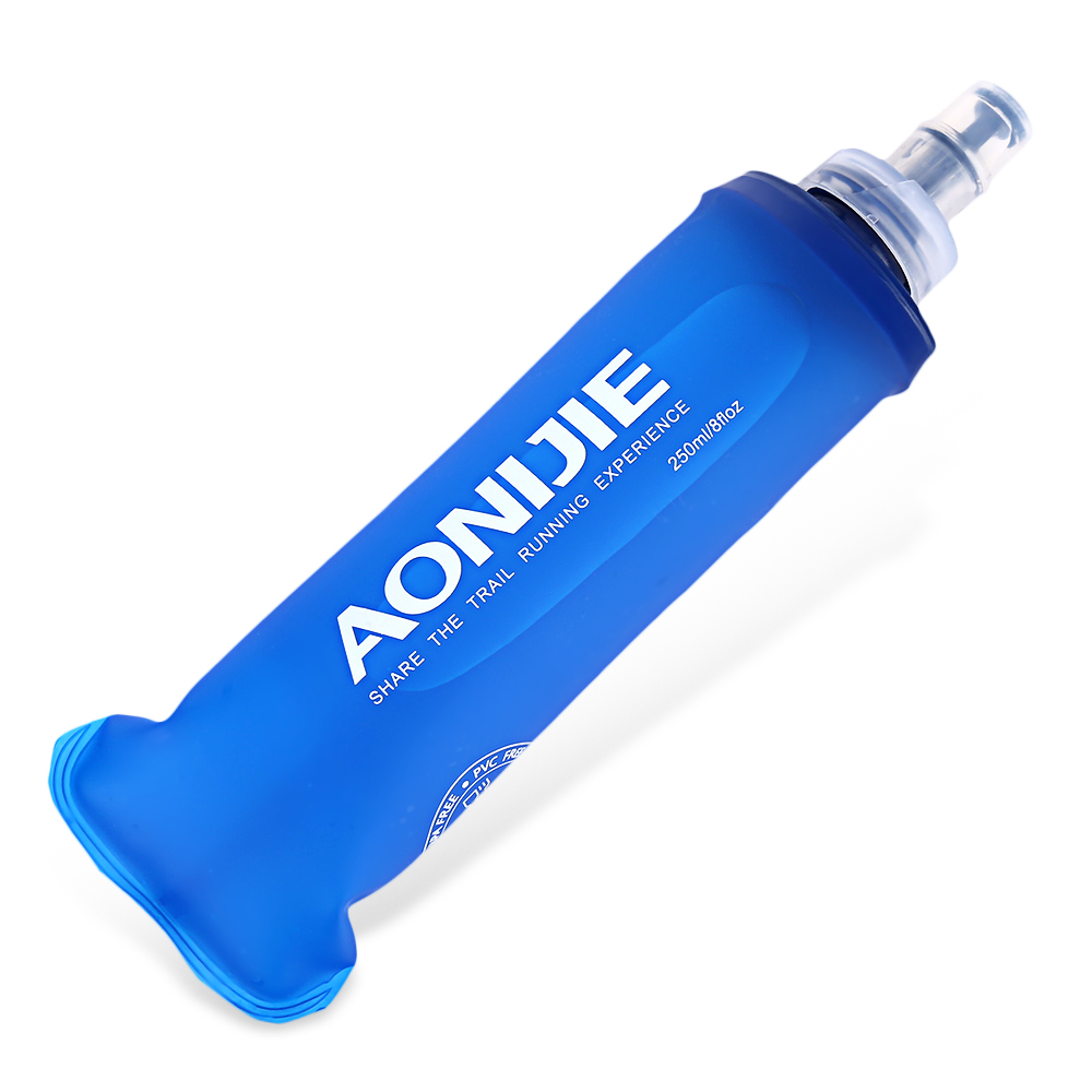 Aonijie 500 250ml Water Kettle Bottle Soft Flask Tpu Outdoor Sd09 Sports Healthy Material For Travel Running In Bags From