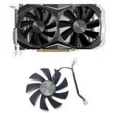 Original 87MM GA92S2H GA91S2H GAA8S2U PC Cooler Fan For ZOTAC GTX 1060 1070 Ti MINI HA 1080 GPU Graphic Card Cooling