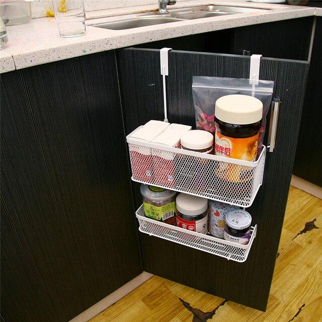 Kreative Metall Ablagekorb Regal Praktischen Küchenschrank ...