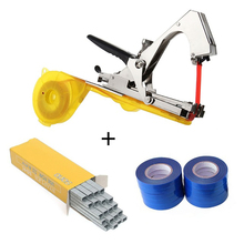 цена на Garden Tool Plant Tying Machine Branch Hand Tying Machine Packing Vegetable Stem Strapping Pruning Tool