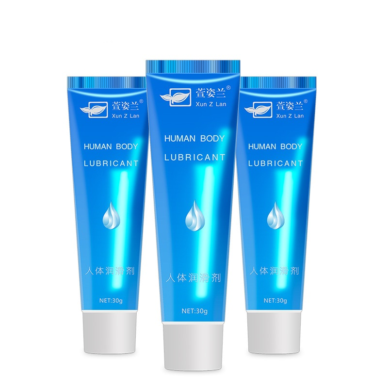 30g Water Based Body Lubricant Anal Vagina Sex Lube