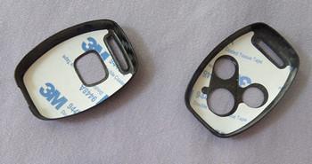 1 sztuka tył z włókna węglowego jakości samochodów klucz shell pokrywa 2 przycisk lub 3-style przycisków dla japoński samochody H * serii A * C * P * Ci * modele tanie i dobre opinie CPASTORE CN (pochodzenie) CHINA key shell cover 1 2cm Carbon Fiber quality CPA-HK01 Car key shell cover 3 6cm Japanese cars H* series