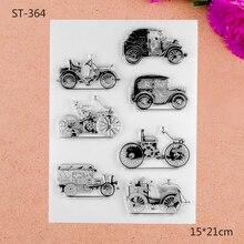 Scrapbook DIY photo cards account rubber stamp