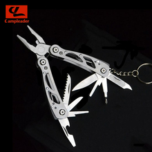 Ultralight 24 in1 Multitool Pocket Folding Plier Camping Overlevelses Kniv Tænger Conbination Outdoor Skruetrækker Kit CL026