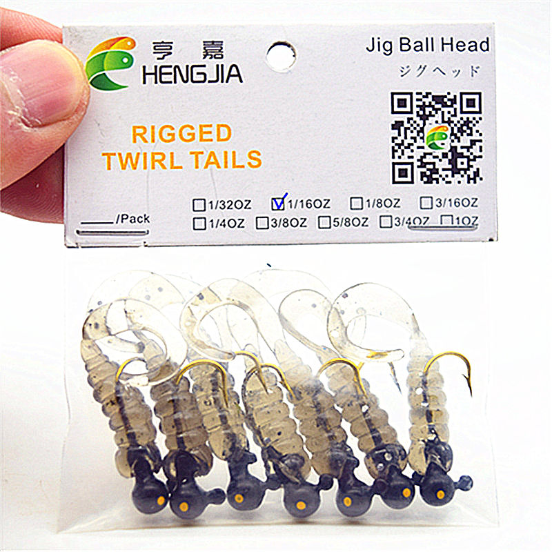4 bag/Lot Wobbler Jigging 5cm 14g soft fishing lures assorted colors minnow crank tungsten weight system hot model crank bait nils master baby shad 5cm vertical jigging ice fishing lures