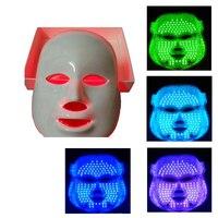 7 Colors LED Photon Light Mask For Facial Skin Care Rejuvenation Pro Photon LED Mask Anti