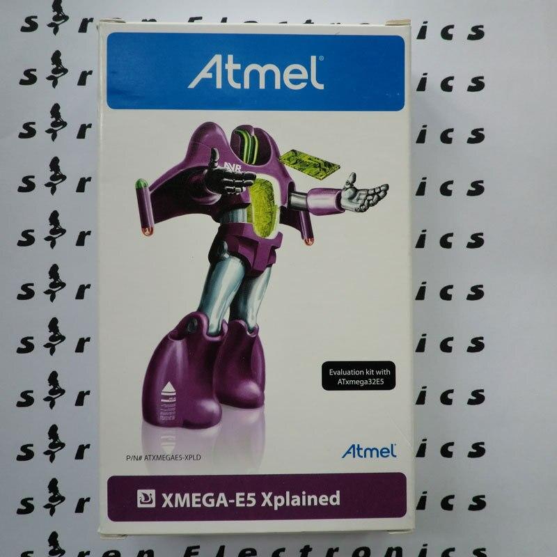 1 pcs x ATXMEGAE5 XPLD Development Boards Kits AVR XMEGA E5 Xplained Eval Kit ATXMEGAE5 XPLD