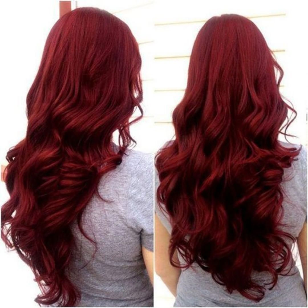 Roselover 13 6 99J Color Peruvian Human Hair Wigs Lace Frontal Body Wave Hair Wigs With