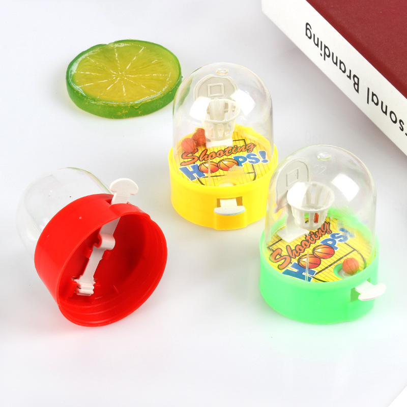 5pcs Back To School Present Basketball Machine Anti-stress Player Baby Souvenirs Wedding Gifts for Guests Kids Party Favors