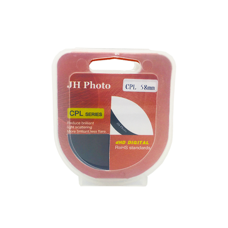 CPL polarizer 37/ 40.5 / 43/46/49/52/55/58/62/67/72/77 / 82MM Camera Filters