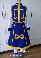Custom Made Anime Hunter x Hunter Kurapika Cosplay Costume di Alta Qualità Di Natale Holloween