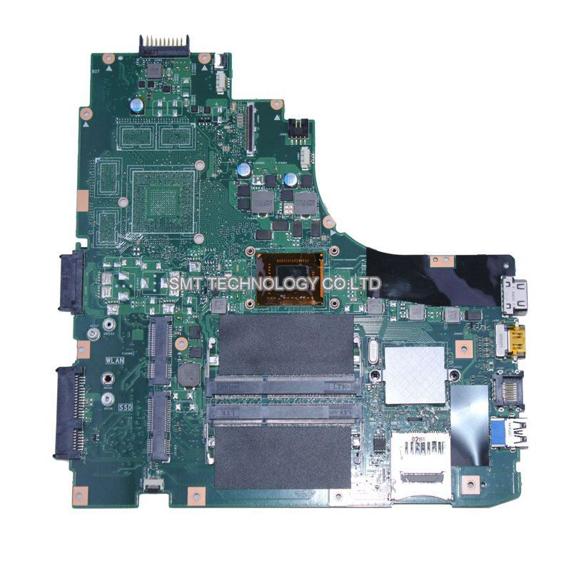 For ASUS K46CA K46CM REV:2.0 GM With 987 CPU integrated graphics Laptop motherboard DDR3 Top quality