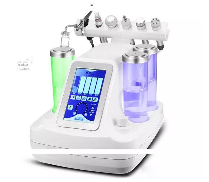 Professional Microbubbles Hydro Microdermabrasion Hydra Facial Care Cleaner Water Aqua Oxygen Peeling Spa Dermabrasion Machine