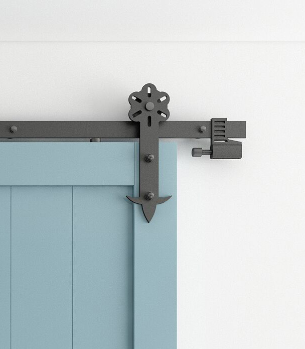 10ft barn door hardware